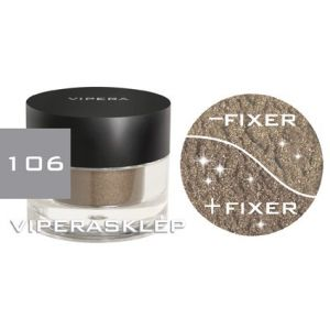 Vipera Loose Powder Galaxy Eye Shadow Brown 106