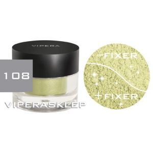 Vipera Loose Powder Galaxy Eye Shadow Green 108