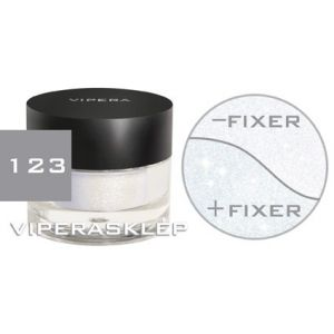Vipera Brocaded Loose Powder Galaxy Eye Shadow Violet-Blue 123