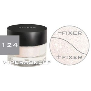 Vipera Brocaded Loose Powder Galaxy Eye Shadow Gold-Orange 124