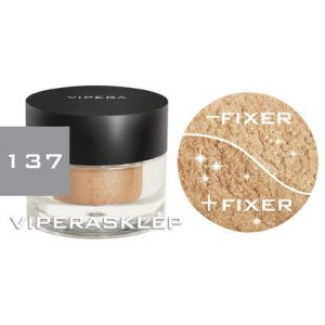 Vipera Loose Powder Galaxy Eye Shadow Gold 137