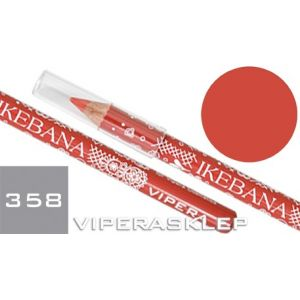Vipera Ikebana Lip Liner Red 358